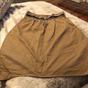 Knee length Zara Skirt